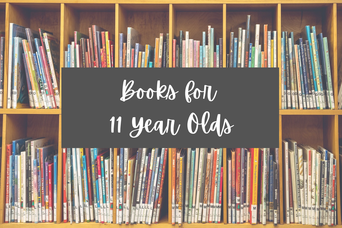 Books-for-11-Year-Olds